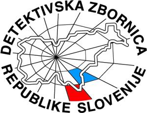 Logotip - Detektivska zbornica Republike Slovenije